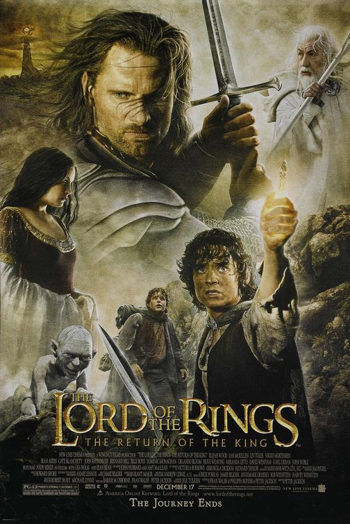 The Lord of the Rings: The Return of the King - Ο Άρχοντας των Δαχτυλιδιών: Η Επιστροφή του Βασιλιά (2003)