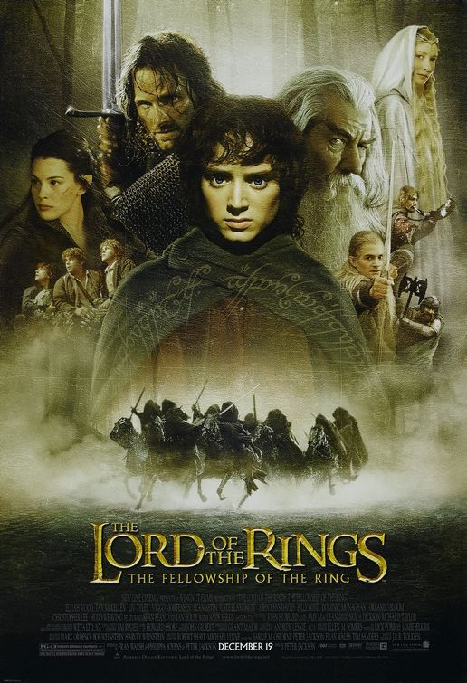 The Lord of the Rings: The Fellowship of the Ring 2001 - Ο Άρχοντας των Δαχτυλιδιών: Η Συντροφιά του Δαχτυλιδιού (2001)