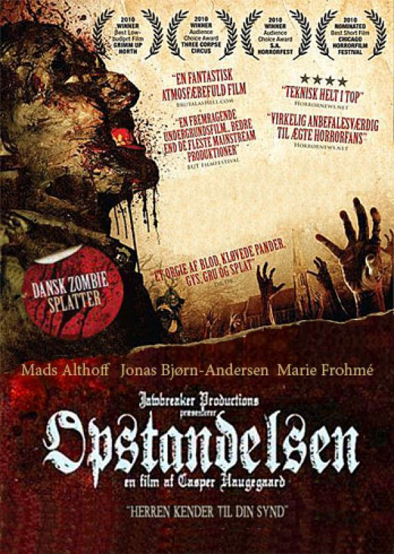 Opstandelsen / Ressurrection (2010)