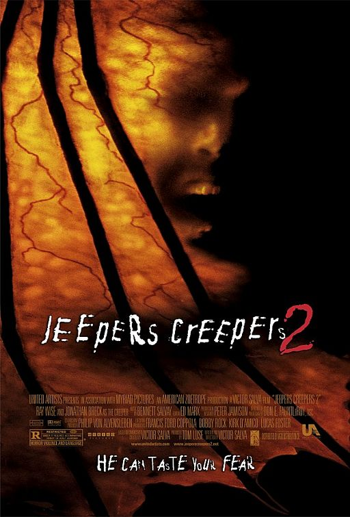 Jeepers Creepers II / Jeepers Creepers 2 (2003)