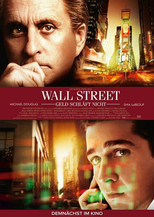 Wall Street : Money Never Sleeps (2010)