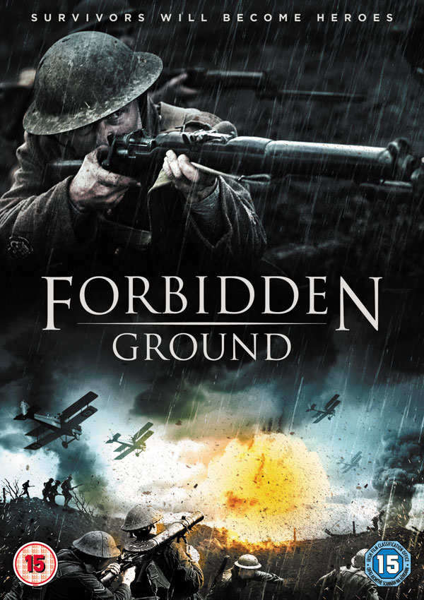 Battle Ground / Forbidden Ground (2013)