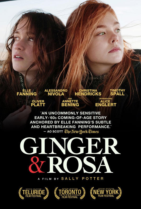 Ginger and Rosa (2012)