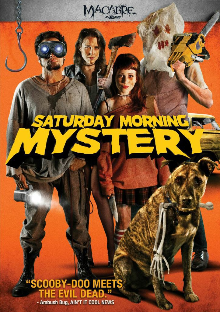 Saturday Morning Mystery (2012)