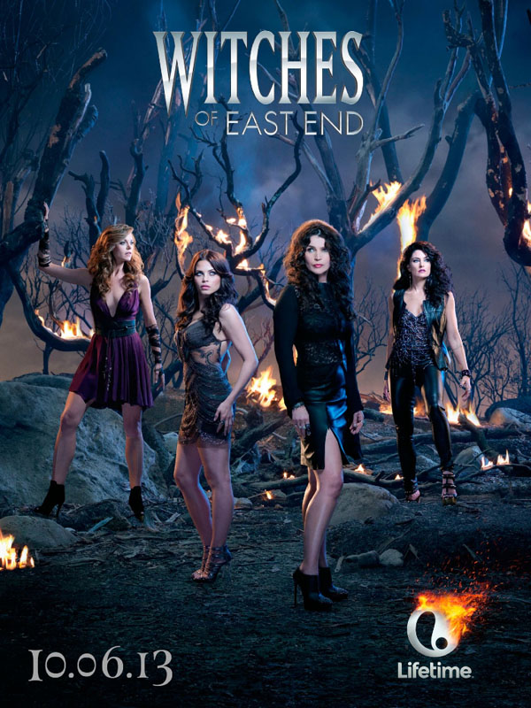 Witches of East End  (2013-2014)  1,2ος Κύκλος