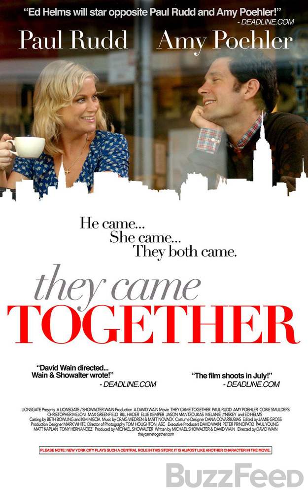 They Came Together (2014)