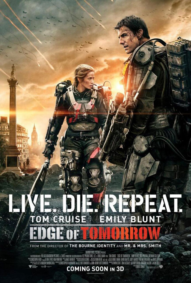 Στα Όρια του Αύριο / Edge of Tomorrow / Sta oria tou avrio (2014)