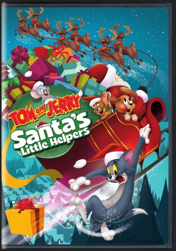 Tom and Jerry:Santa's Little Helpers (2014)