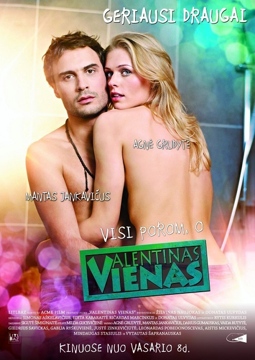 Valentinas Vienas / Single Valentine (2013)