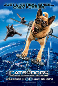 Cats And Dogs The Revenge Of Kitty Galore  (2010)