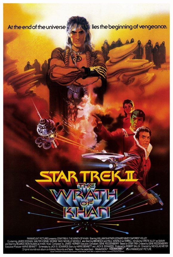 Star Trek ΙΙ: The Wrath of Khan (1982)