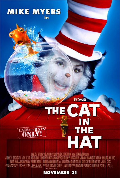 The Cat in the Hat / Ο  Γάτος 2003