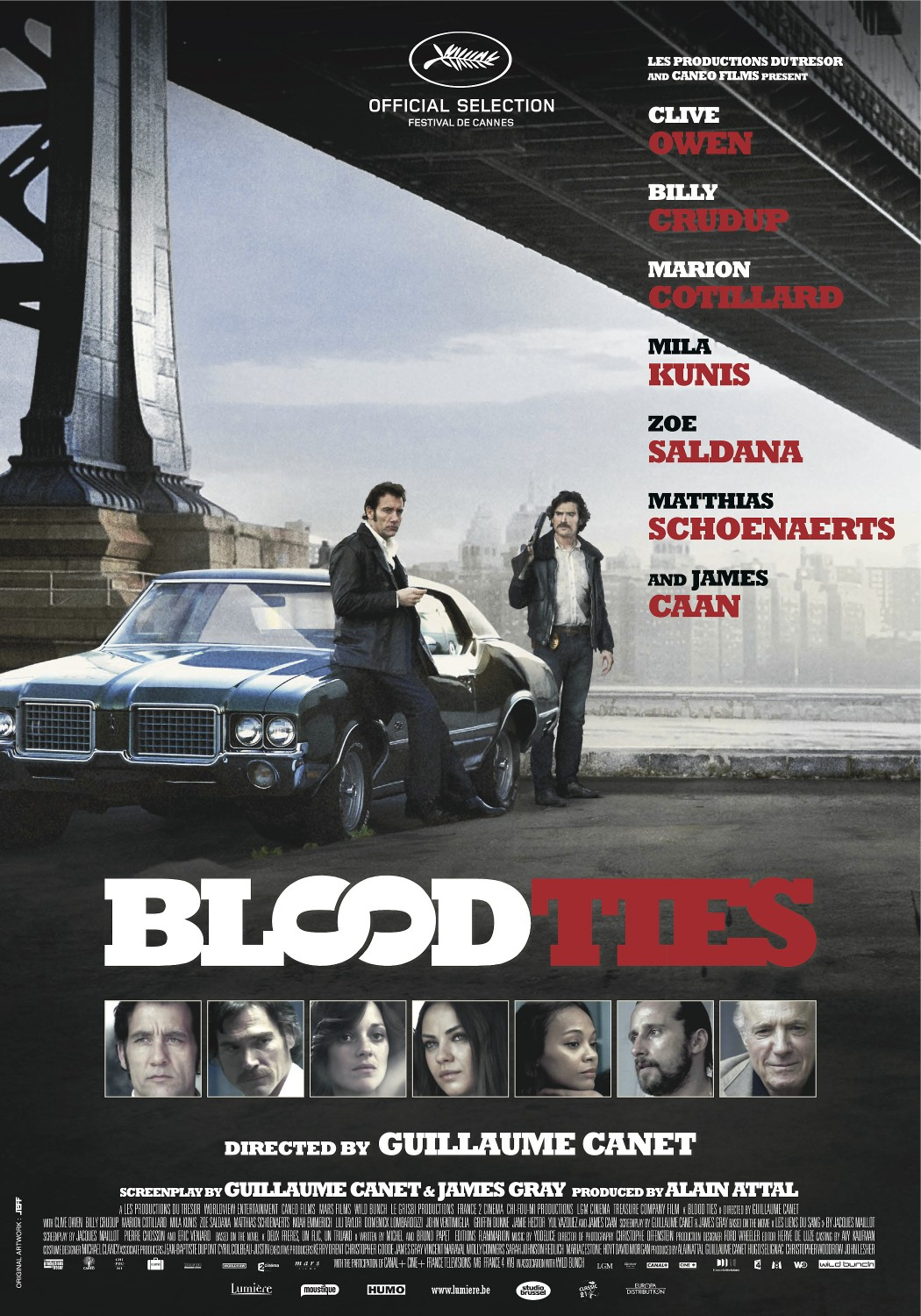 Accomplices / Blood and Ties (2013)
