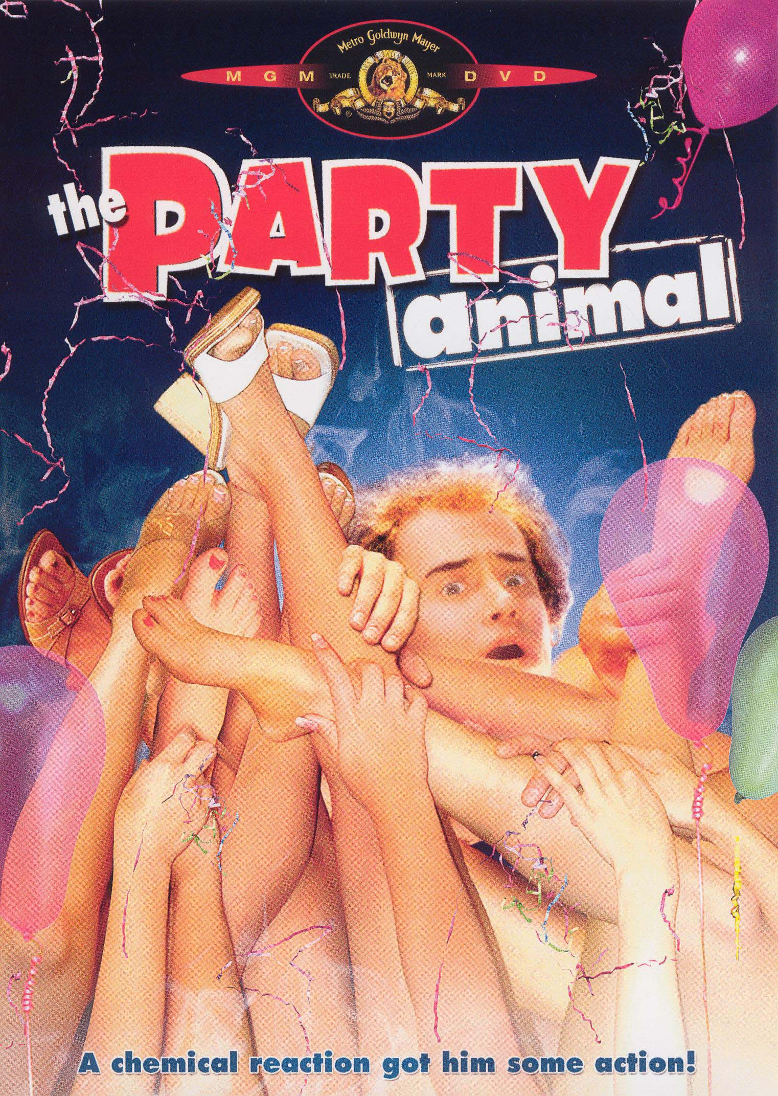 The Party Animal (1985)