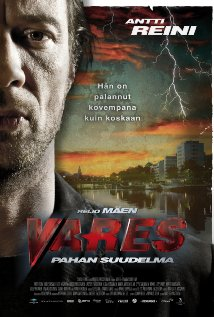 Vares - Pahan suudelma / The Kiss of Evil (2011)
