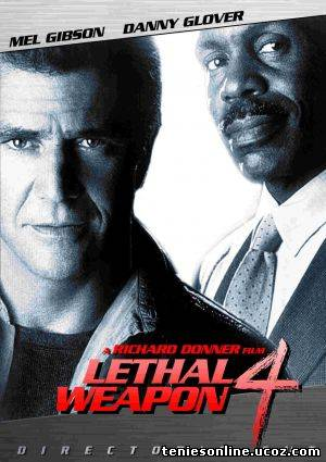 Lethal Weapon 4 - Φονικό Όπλο 4 (1998)