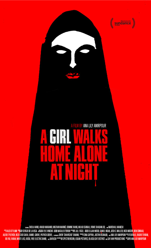 A Girl Walks Home Alone at Night (2015)