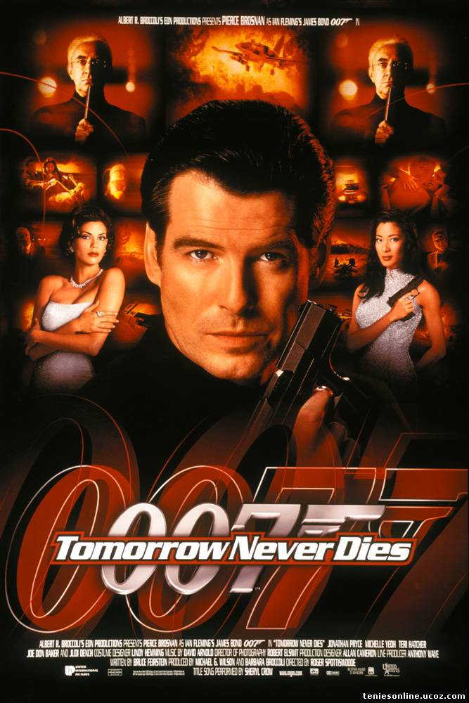 James Bond 007: Tomorrow Never Dies (1997)