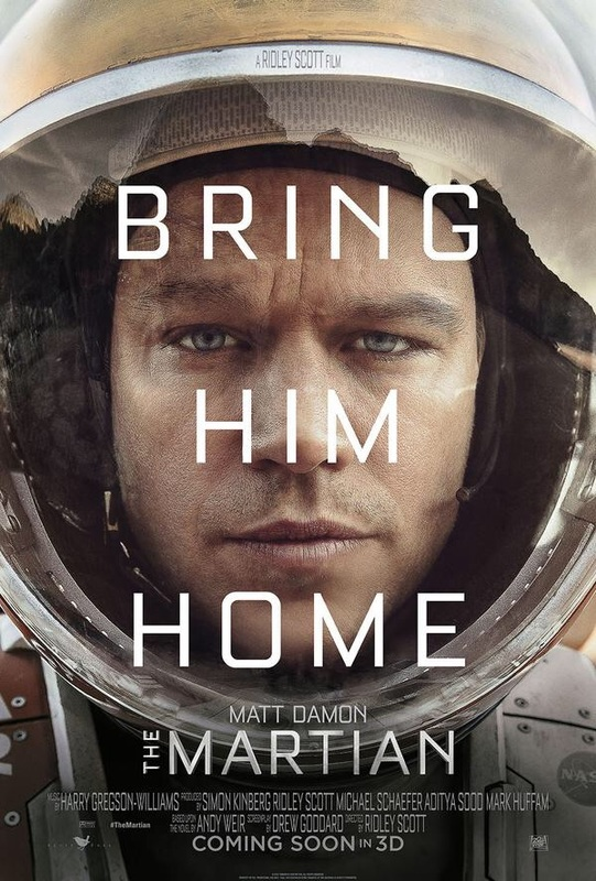 The Martian / Η Διάσωση (2015)