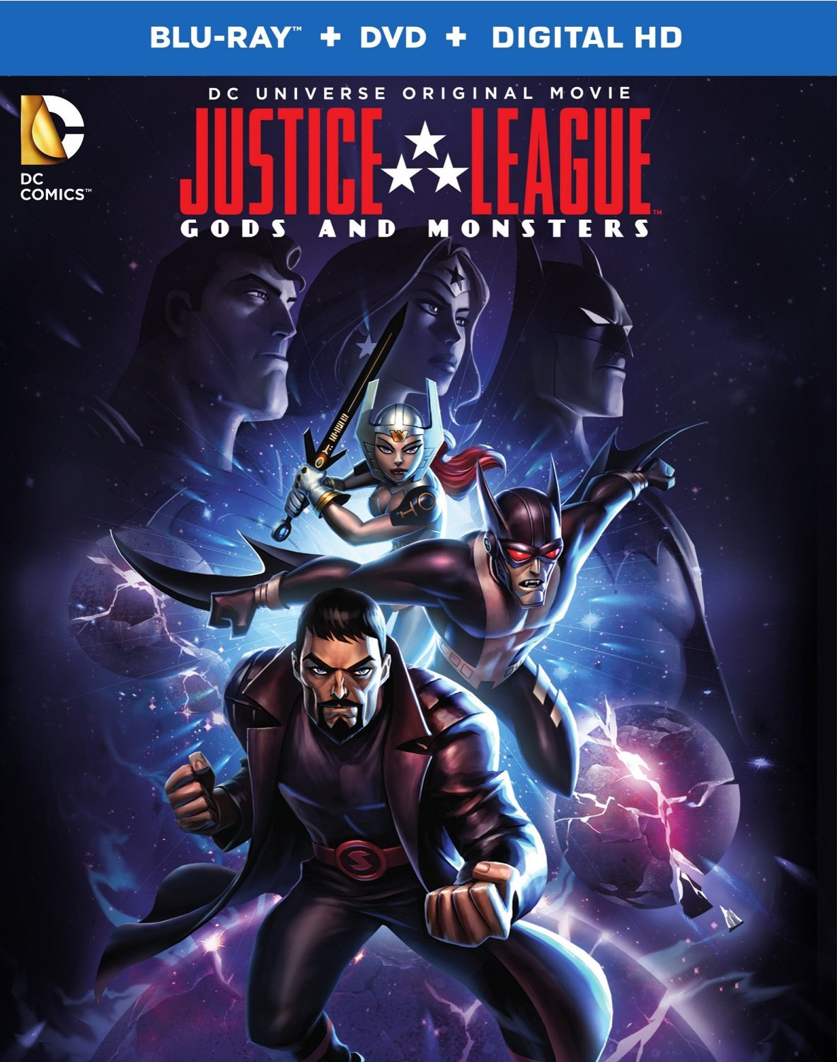 Justice League: Gods and Monsters Chronicles (2015) short