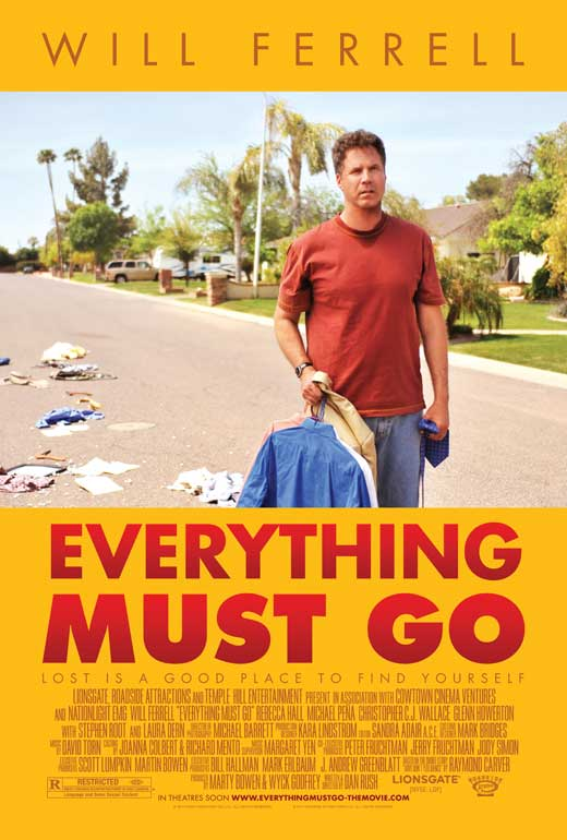 Every Thing Must Go (2010)