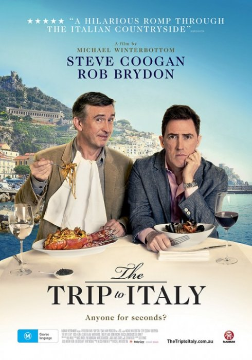 The Trip to Italy / Ταξίδι στην Ιταλία (2014)