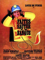 Faites sauter la banque! - Let's Rob the Bank (1964)