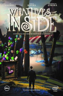 What Lives Inside (2015) Tv-series