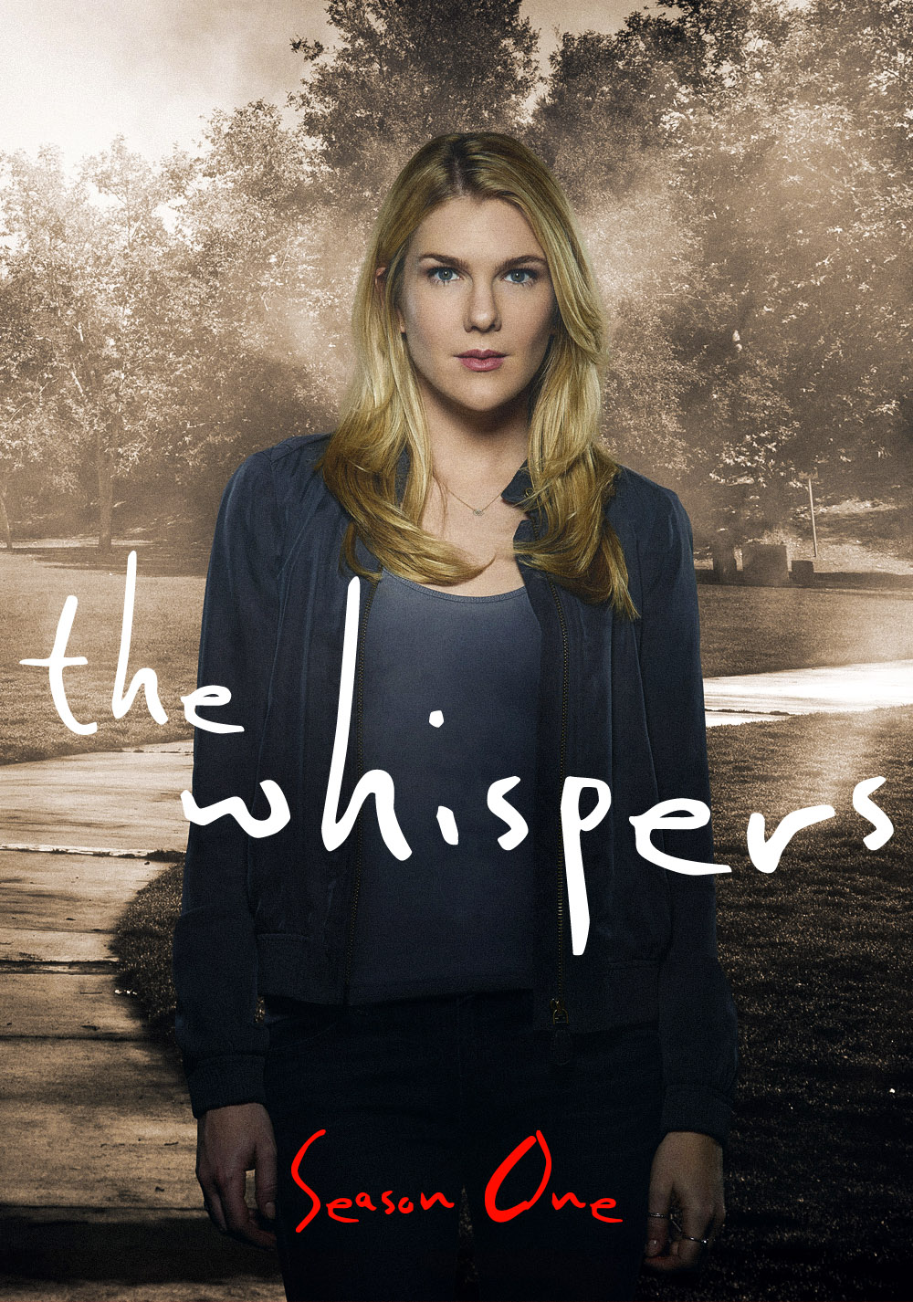 The Whispers (2015) 1ος Κύκλος
