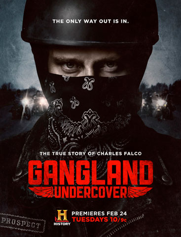 Gangland Undercover (2015) TV Mini-Series