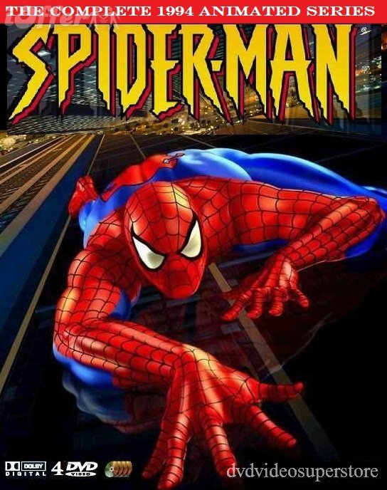 Spiderman (1994–1998)