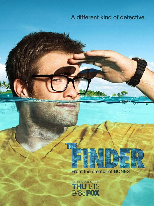 The Finder (2012-) TV Series