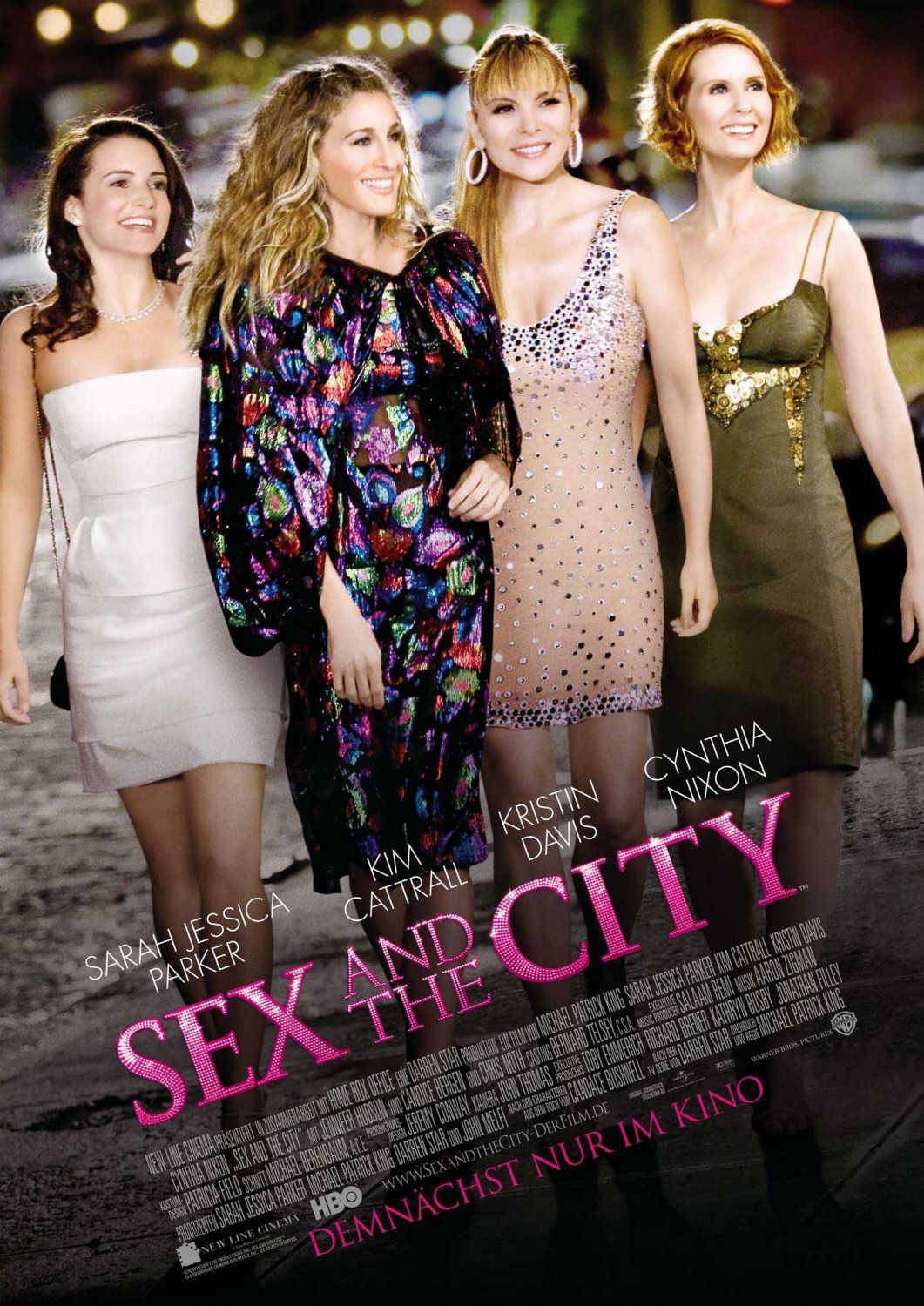 Sex And The City (1998) 1,2,3,4,5,6ος Κύκλος