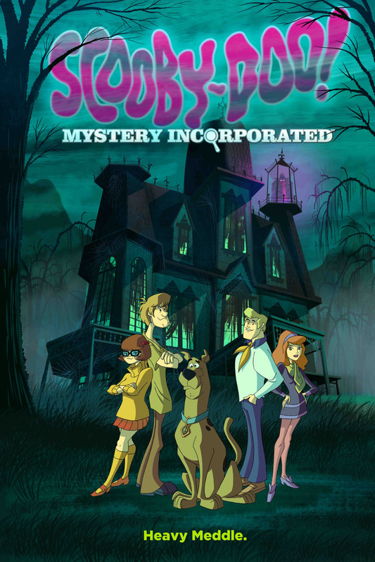 Scooby-Doo! Mystery Incorporated (2010-2013)