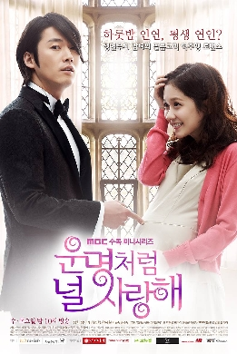 Un-myeong-cheol-eom neol sa-rang-hae / Fated to love you (2014)