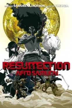 Afro Samurai- Resurrection (2009)