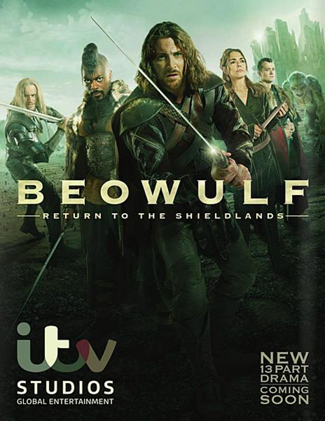 Beowulf: Return to the Shieldlands (TV Mini-Series 2016)