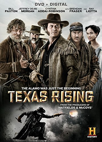 Texas Rising (2015)  TV Mini-Series