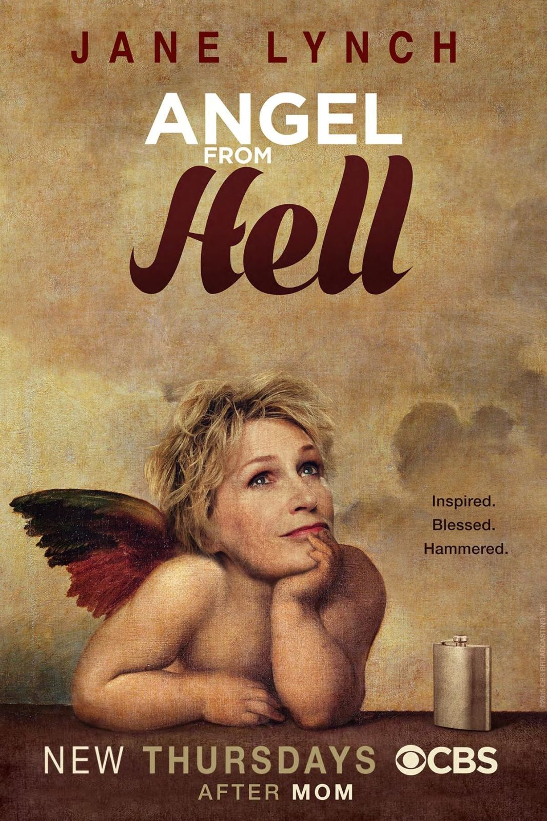 Angel From Hell (2016)  TV Series