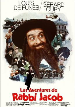 The Mad Adventures of Rabbi Jacob 1973