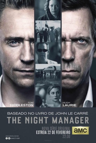 The Night Manager (2016) TV Series