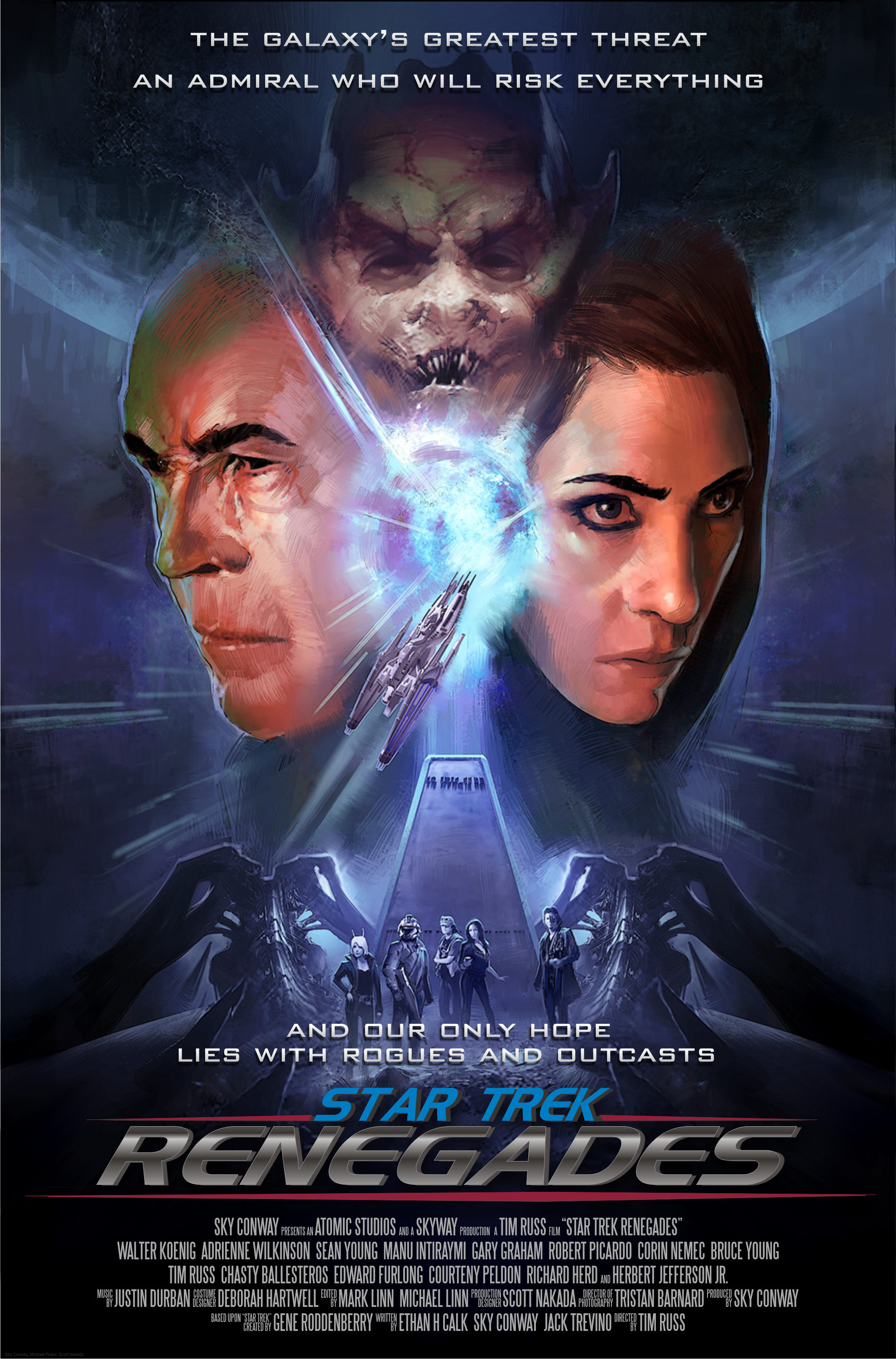 Star Trek Renegades  (2015)