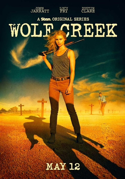Wolf Creek  (2016-2018) TV Mini-Series