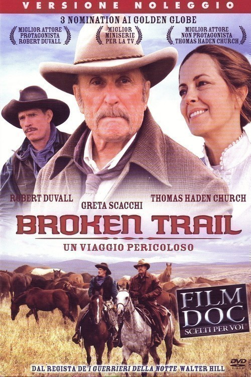 Broken Trail  (2006) TV Mini-Series