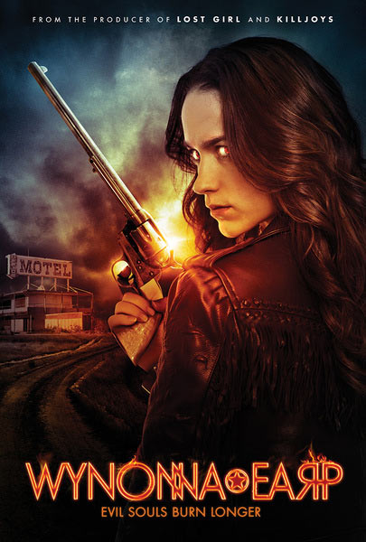 Wynonna Earp  (2016–2017) TV Series 1,2η Σεζόν