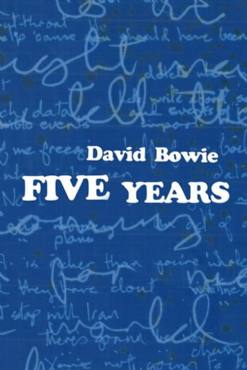 David Bowie- Five Years 2013