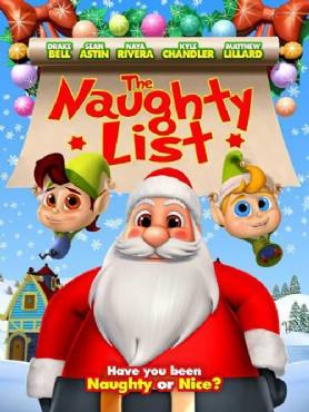 The Naughty List 2013
