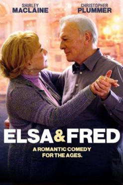 Elsa and Fred 2014