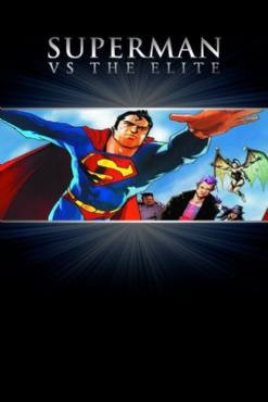 Superman vs. The Elite 2012