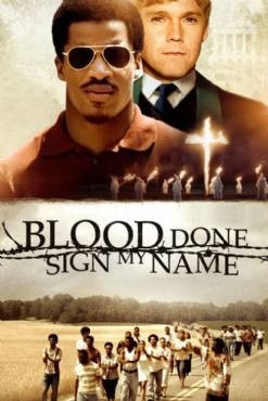 Blood Done Sign My Name 2010